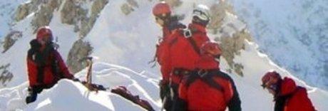 Monte Bianco, i resti nel ghiacciaio sono di alpinisti scomparsi nel 1992