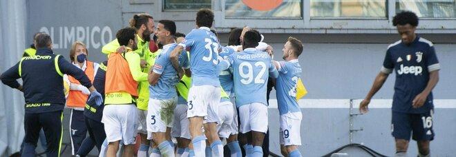 Lazio infinita: Caicedo acciuffa la Juventus al 94': finisce 1-1