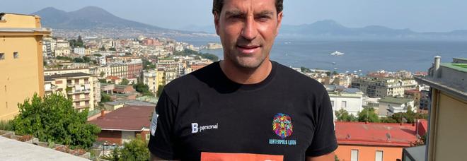 Scotti Galletta allenatore e dt dei giovani Expert Waterpolo Lions