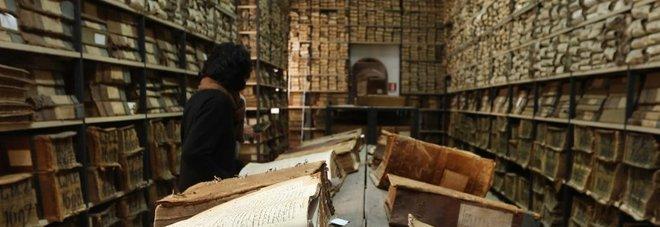 Risultati immagini per archivio storico banco di napoli