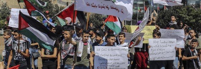 Gaza, nuovi scontri sul confine: due vittime fra i manifestanti