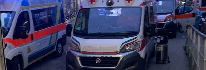 Napoli, detenuto di Poggioreale aggredisce i soccorritori del 118