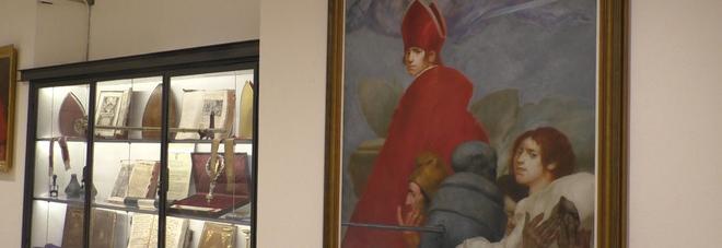 Mostra arte sacra - quadro di Armando De Stefano