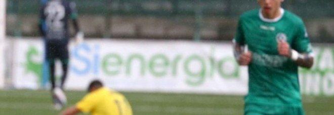L'Avellino non va oltre l'1-1 contro il Bisceglie