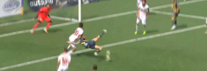 Juve Stabia ko dopo sei vittorie di fila: al Menti passa il Catanzaro