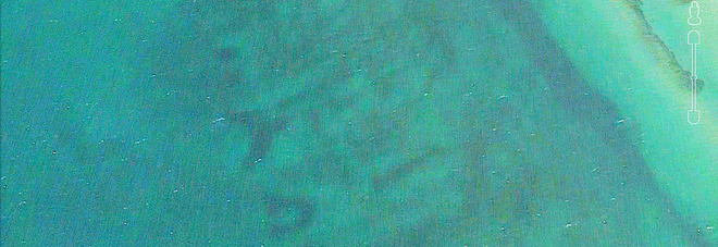 Sinuessa, la città romana sommersa