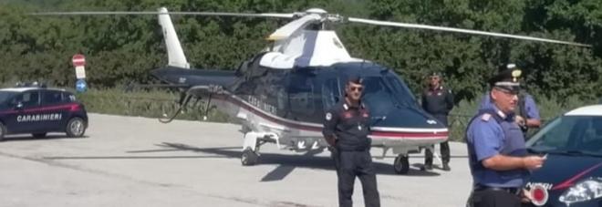 Montoro, controlli straordinari con elicottero e decine carabinieri