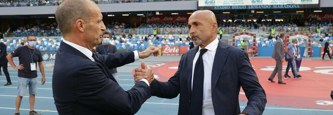 """Spalletti-Allegri, la verità di Max: «Abbiamo litigato """"da toscani""""...»"""