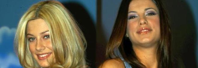 Elisabetta Canalis e Maddalena Corvaglia, gelo dopo la lite: «Preferirei non parlarne»
