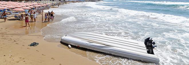 Mar Tirreno in furia, ecco la task force della guardia costiera