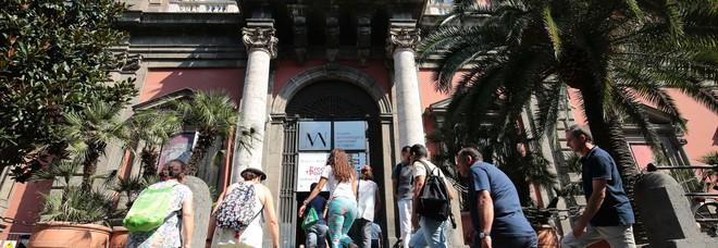 Napoli: a Capodimonte con il museo la prima scuola di digitalizzazione