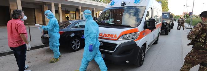 Coronavirus, Mondragone zona rossa: 10 contagi, comunità bulgara in lockdown