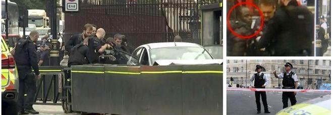 Londra, auto ferisce 2 pedoni a Westminster: giovane arrestato. Scotland Yard: «Terrorismo»