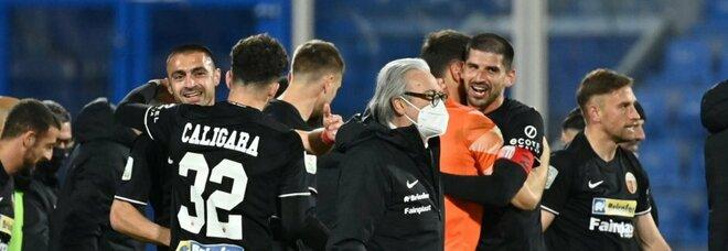 Serie B, l'Ascoli rimonta la Spal e riprende il Pordenone in classifica
