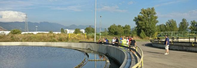 Scarichi illegali nei fiumi e danni ai depuratori, esposto della Gori