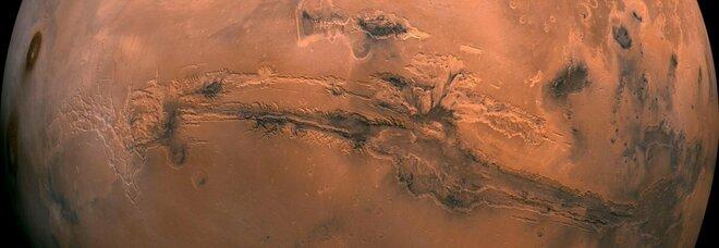 Marte, nel sottosuolo ci sono condizioni per la vita: la conferma arriva dai meteoriti