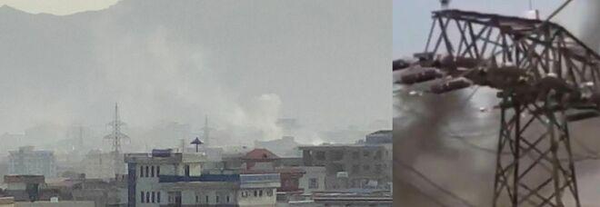 Afghanistan, esplosione a Kabul. Bbc: «Razzo colpisce casa nei pressi dell'aeroporto»