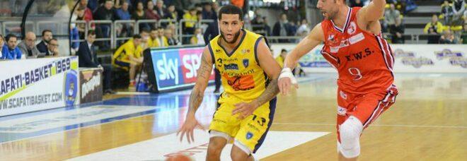 Scafati a Udine per il primo squillo, coach Finelli: «Partita durissima»
