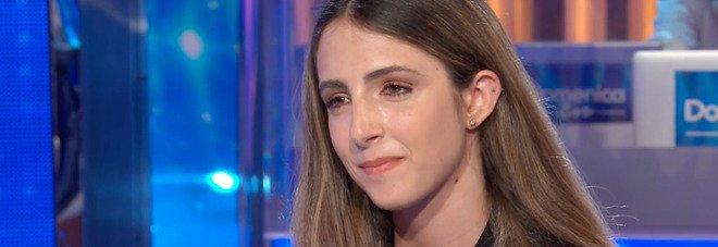 Nuti, la figlia Ginevra a Domenica In: «È in una struttura perché ha bisogno di assistenza continua». Mara Venier in lacrime