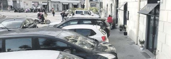 Napoli, nuovo stop a de Magistris jr:  «Perdiamo 70 mila euro strisce blu»