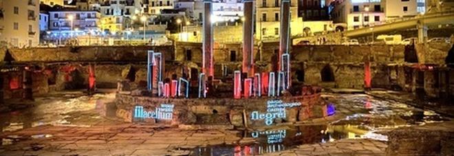 Napoli, via alla mostra Kême: binomio tra linguaggio contemporaneo e archeologico