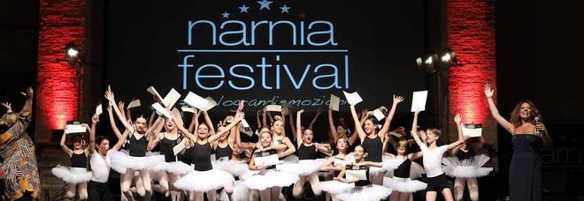 Terni, è partito il Narnia Festival: ecco la decima edizione della kermesse