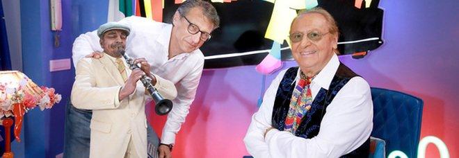 Renzo Arbore: «La tv è morta ma io mi diverto ancora»