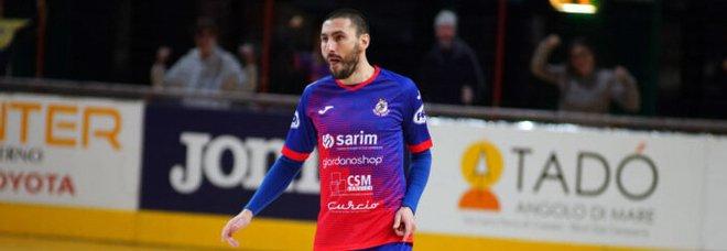 Real San Giuseppe, ancora acquisti: firma ed esordio per il pivot «Chano»