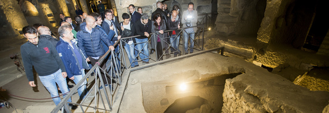 Catacombe di San Gennaro, il Vaticano apre: «Mai chiesto 700mila euro arretrati»