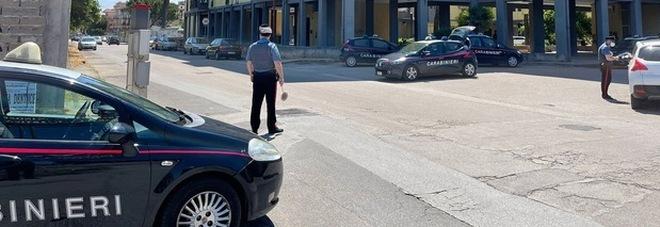 Controlli anti-Covid ad Arzano, quattro auto sequestrate e otto automobilisti multati