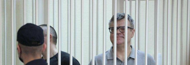 Bielorussia, l'appello degli eurodeputati: stop arresti oppositori, liberateli
