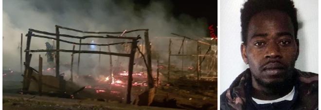 Rogo baraccopoli San Ferdinando, migrante muore tra le fiamme