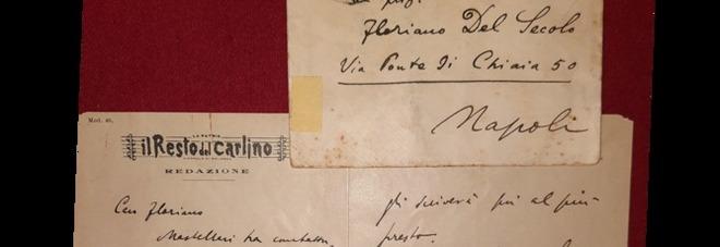 Missiroli e Del Secolo, carteggio inedito e un convegno alla Tucci