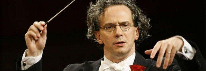 Il maestro Fabio Luisi
