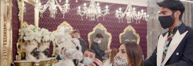 Salone delle Meraviglie 4, anticipazioni: ospite di Federico Fashion Style Guendalina Tavassi