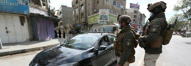 Iraq, tre razzi contro ambasciata Usa a Baghdad: no danni e vittime