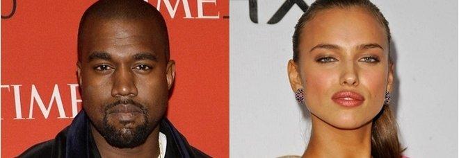 «Kanye West e Irina Shayk si sono fidanzati: viaggio romantico in Francia»