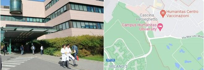Milano, due operai morti congelati nel deposito di azoto dell'ospedale Humanitas