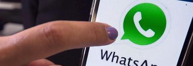 Whatsapp, boom di messaggi dai