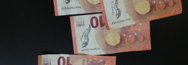 Cornetti disegnati sui dieci euro, Loffredo: «Dono la speranza»