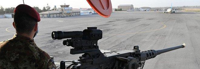 Afghanistan, gli Usa valutano raid aerei in caso di crisi