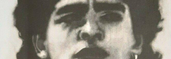 Maradona, il poema di Diego nel libro di Cristian Izzo
