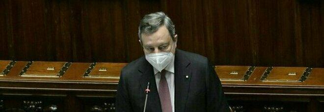 Recovery plan, Draghi avvisa i partiti: «In gioco il nostro futuro, no a interessi di parte»