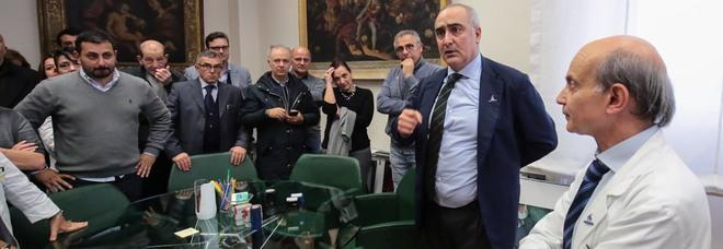 Asl Napoli, Verdoliva sceglie Memoli sub commissario amministrativo