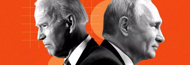 """G7, Usa e Russia: Biden sfida Putin """"il killer"""", rischio di una «risposta robusta»"""