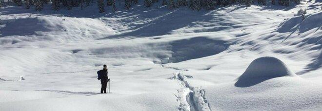 Meteo, record di freddo in Veneto: -39,6 gradi sull'Altopiano di Asiago