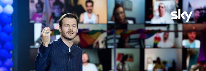 EPCC anticipazioni: in studio Max Pezzali, Lodo Guenzi e Cristina Parodi (Credits Jule Hering)