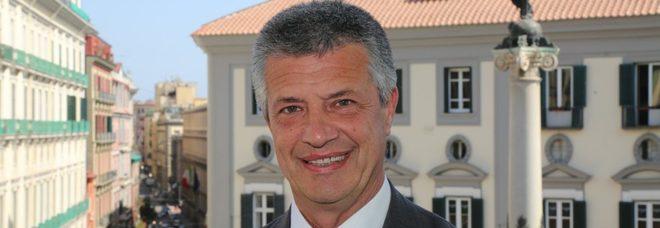 Vito Grassi, amministratore unico di Graded e presidente dell'Unione industriali Napoli