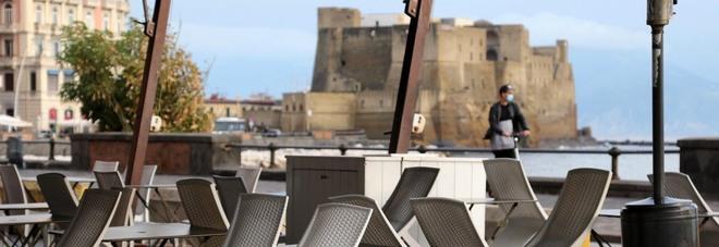 Lockdown in Campania: ristoranti e bar rischiano il blocco totale