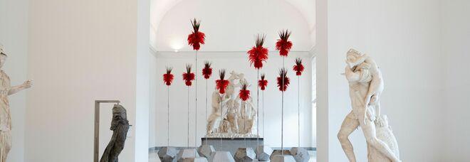 Sasha Vinci in mostra al MANN di Napoli